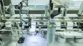 Rovi quiere rellenar 20.000 unidades de vacunas cada hora.