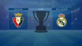 Streaming en directo | Osasuna - Real Madrid (La Liga)