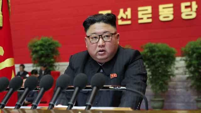 Kim Jong-un esta semana, durante el octavo congreso del partido único de Corea del Norte.