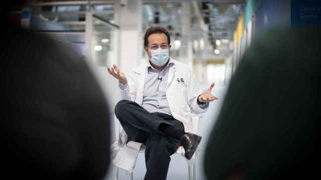 Fernando Prados, director del hospital de emergencias Isabel Zendal.