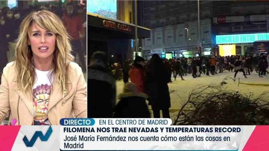 'Viva la vida' (telecinco.es)