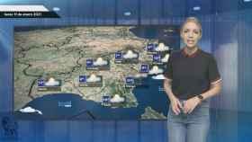 El tiempo en España para hoy lunes 11 de enero.