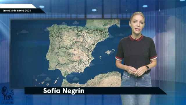 El tiempo en España para este lunes 11 de enero
