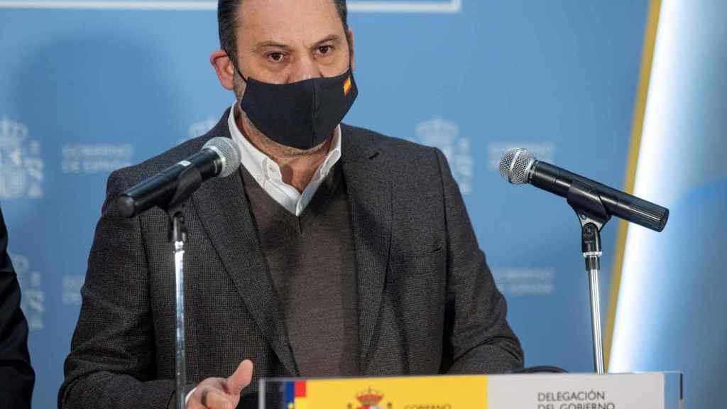 El ministro Ábalos comparece en rueda de prensa