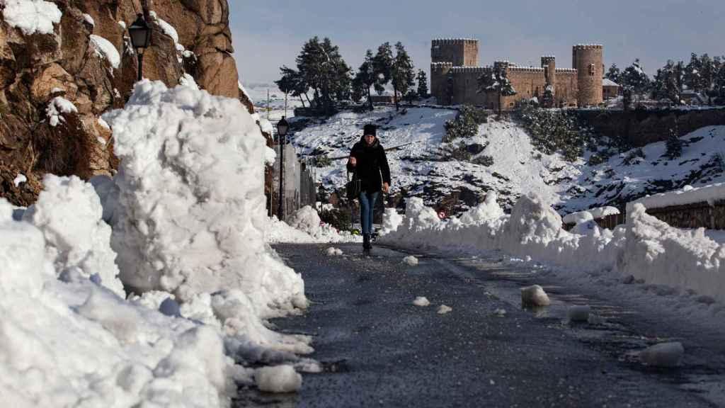 La borrasca Filomena sigue azotando España: frío, nieve y lluvias intensas