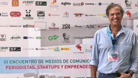 Martín Huete en una foto de archivo.