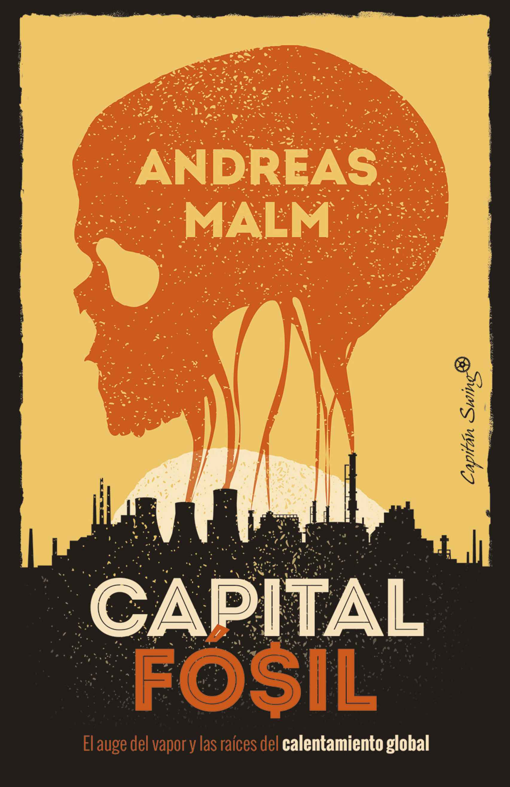 Portada de 'Capital fósil'.