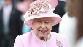 La reina Isabel, durante un acto en Londres en 2019.