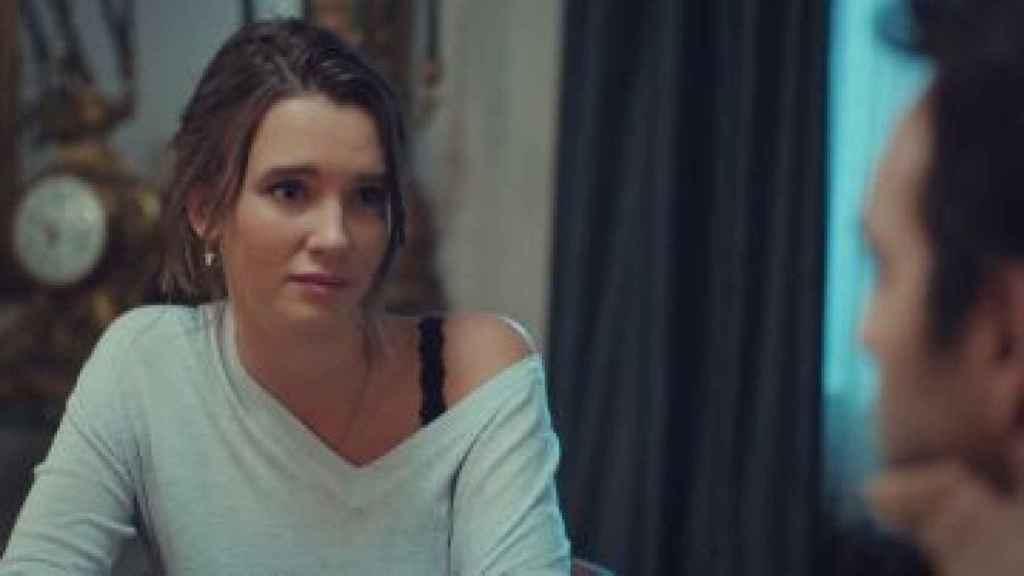 Leyla Lydia Tuğutlu interpreta a Candan en 'Mi hija'.