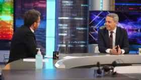 Vicente Vallés se moja en 'El Hormiguero' sobre las acusaciones que le tachan de facha