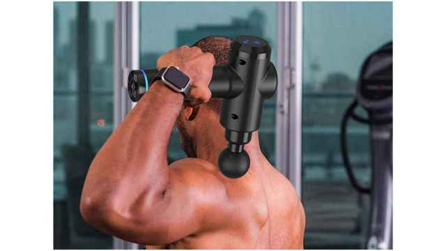 Pistolas de masaje muscular, un nuevo imprescindible seas o no deportista