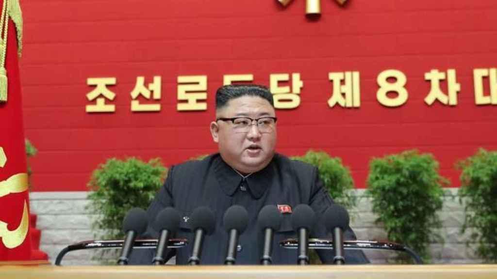 Kim Jong-un, este fin de semana.