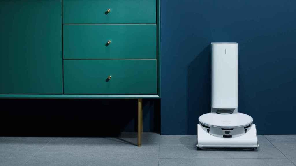 Nuevo robot aspirador de Samsung
