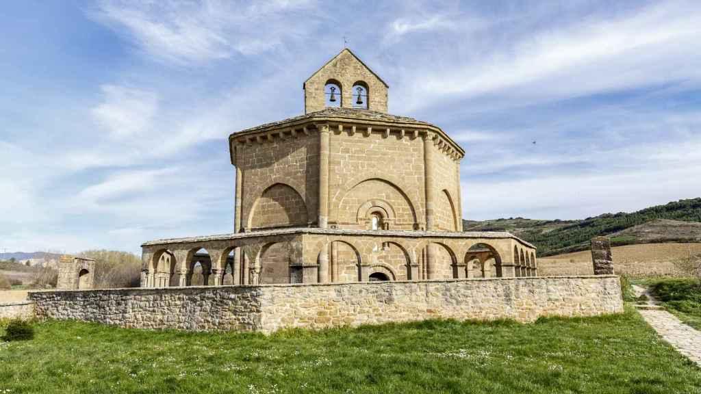 Santa María Eunate