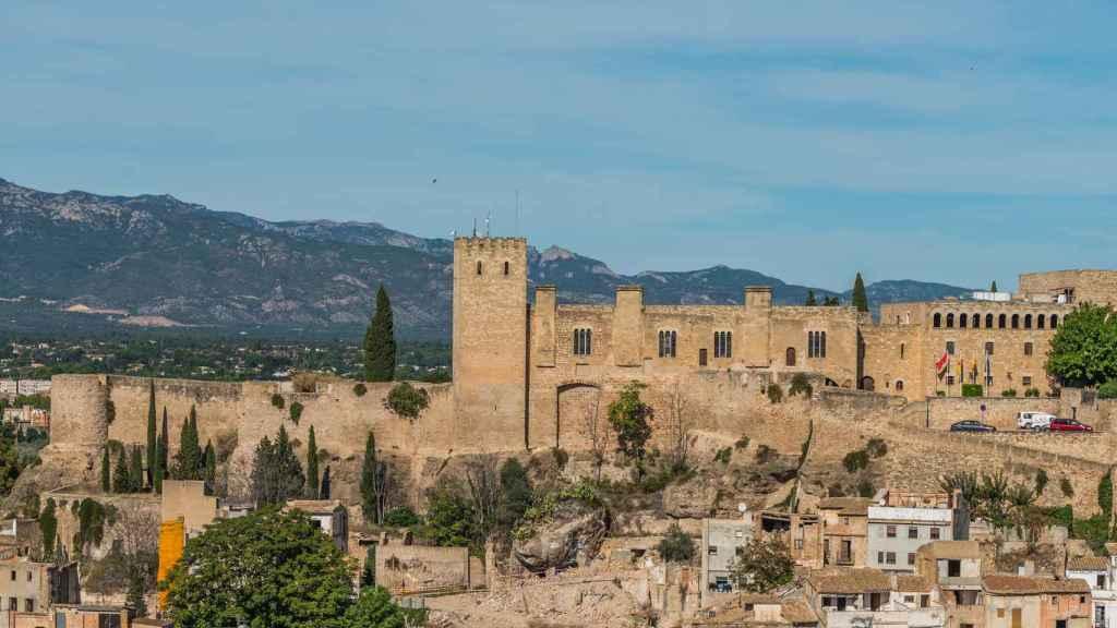 Castillo de Tortosa
