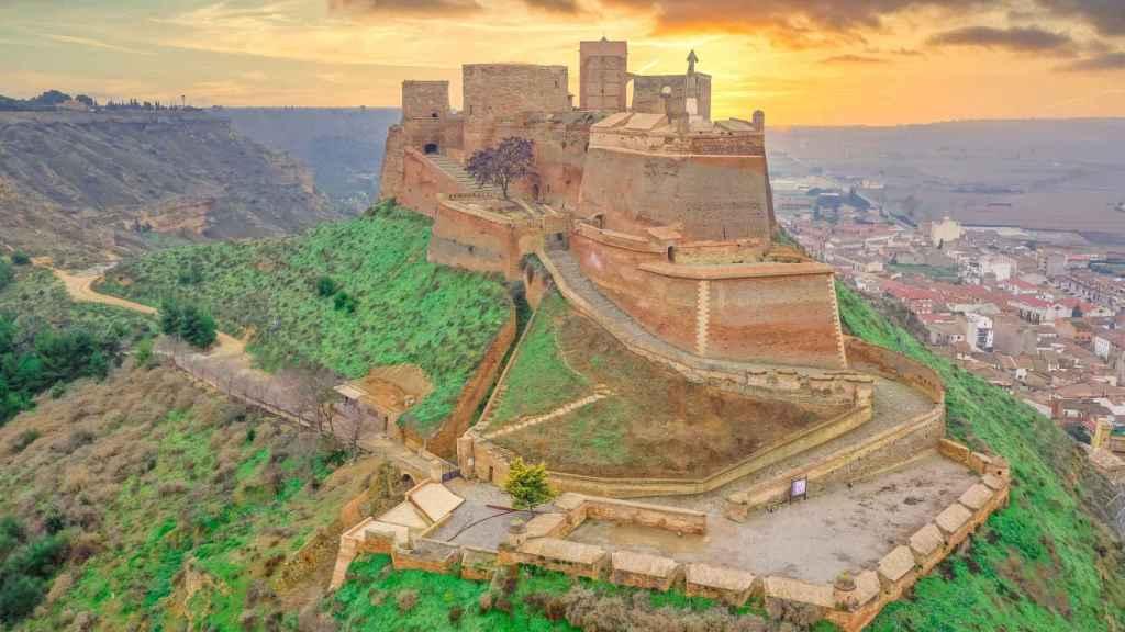 El Castillo de Monzón