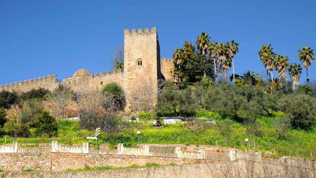 El Castillo de Jerez de los Caballeros