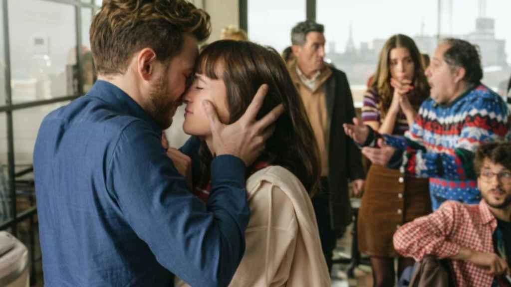 'Loco por ella' es una de las películas españolas que prepara la plataforma.