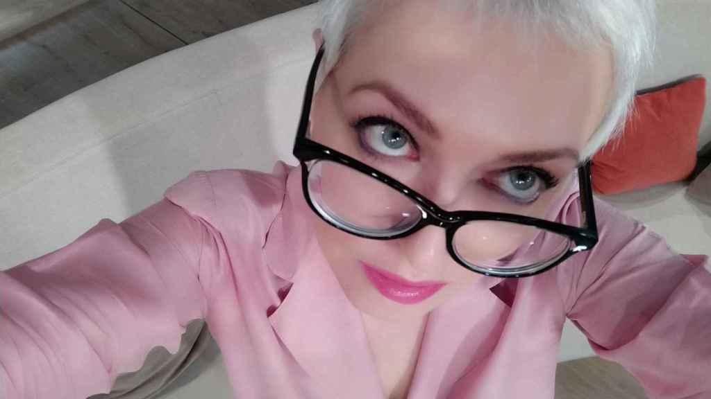 Anna Grau, periodista y número dos de Ciudadanos.