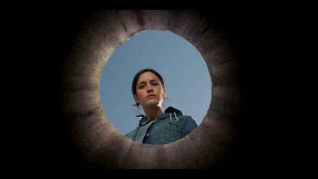 Megan Montaner en un episodio de 'La Caza. Monteperdido'.