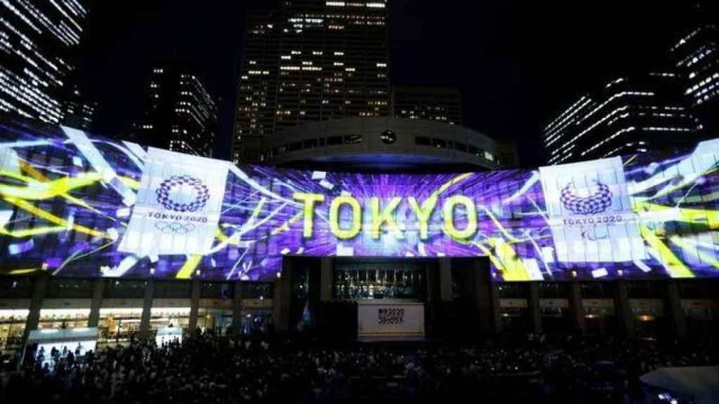 Tokio presenta los Juegos Olímpicos