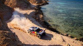 Peterhansel en la etapa 9 del Rally Dakar