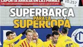 Portada Sport (12/01/21)