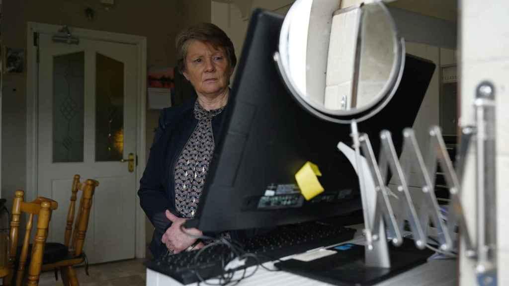 Catherine Corless, la historiadora que sacó a la luz el caso de los abusos a niños en centros de acogida.