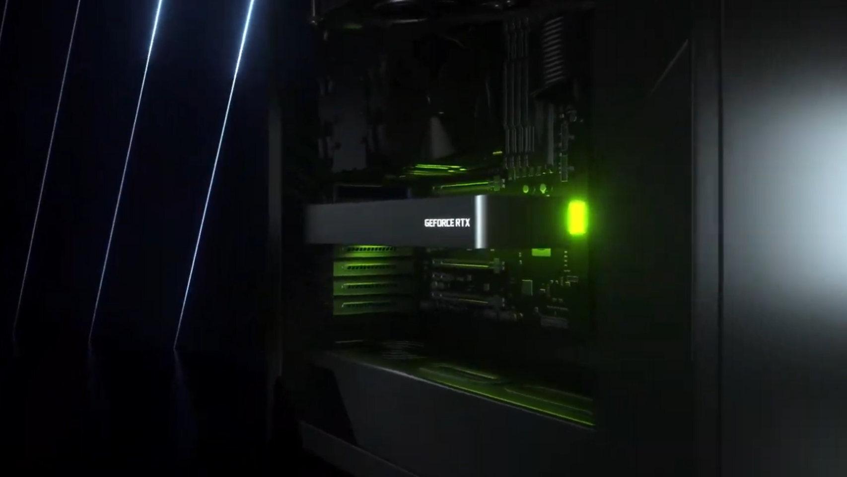 Nueva GeForce RTX 3060