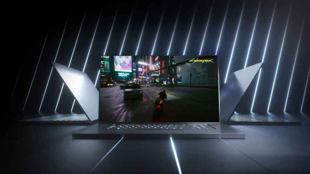 Portátiles con gráficas GeForce RTX de Nvidia