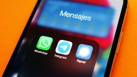 WhatsApp, Telegram y Signal se han convertido en las principales apps de mensajería.