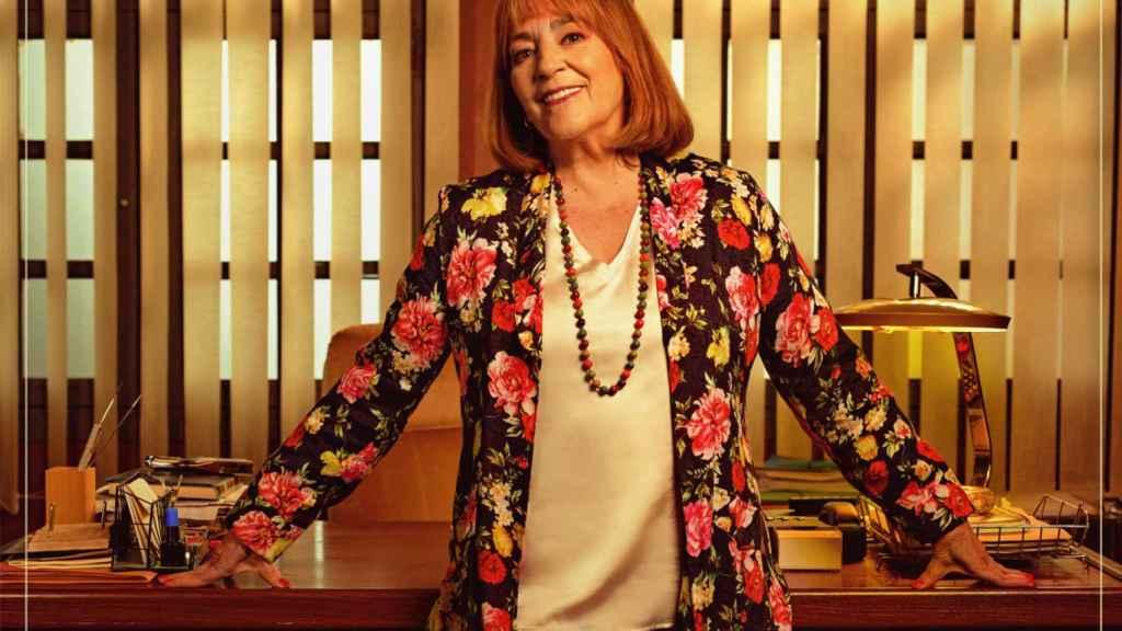 Carmen Maura protagoniza la nueva serie de Daniel Écija.