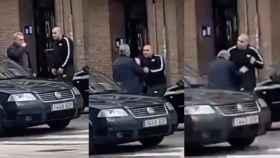 Una discusión de tráfico acaba en tragedia: un joven lanza tres puñetazos a un hombre de 57 años y le saca el ojo
