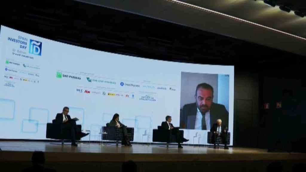 Imagen del Spain Investors Day 2021.