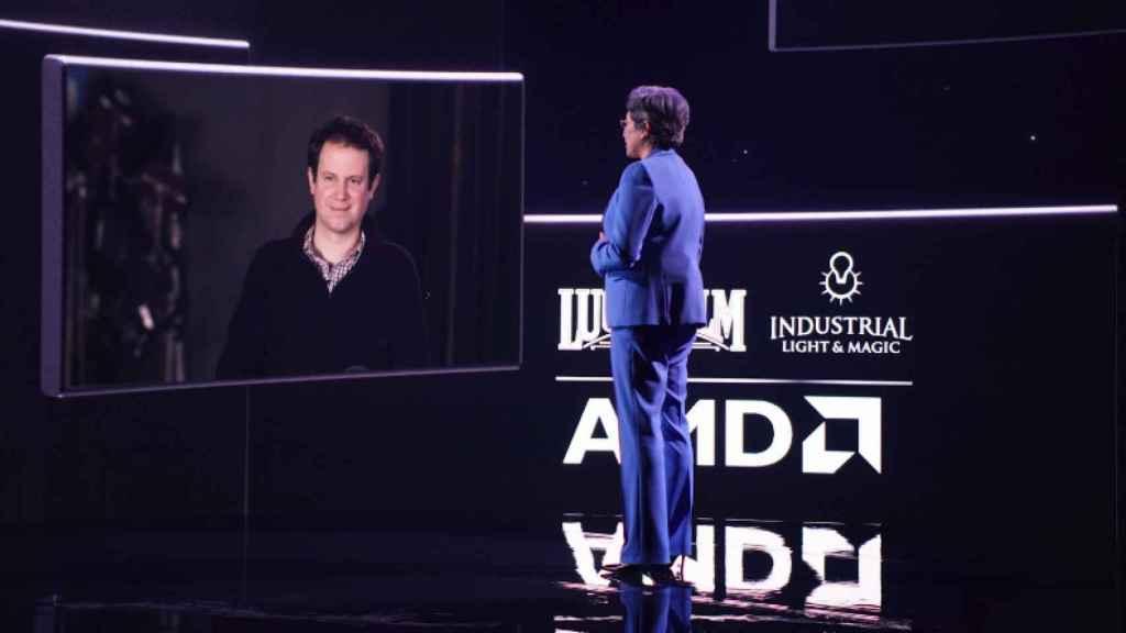 Francois Chardavoine, vicepresidente de tecnología de Lucasfilm.