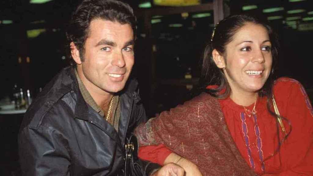 Paquirri e Isabel Pantoja, en una imagen de archivo.