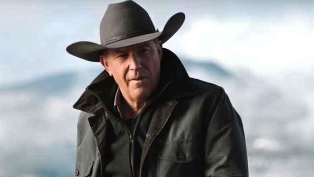 Kevin Costner es el protagonista de 'Yellowstone'.