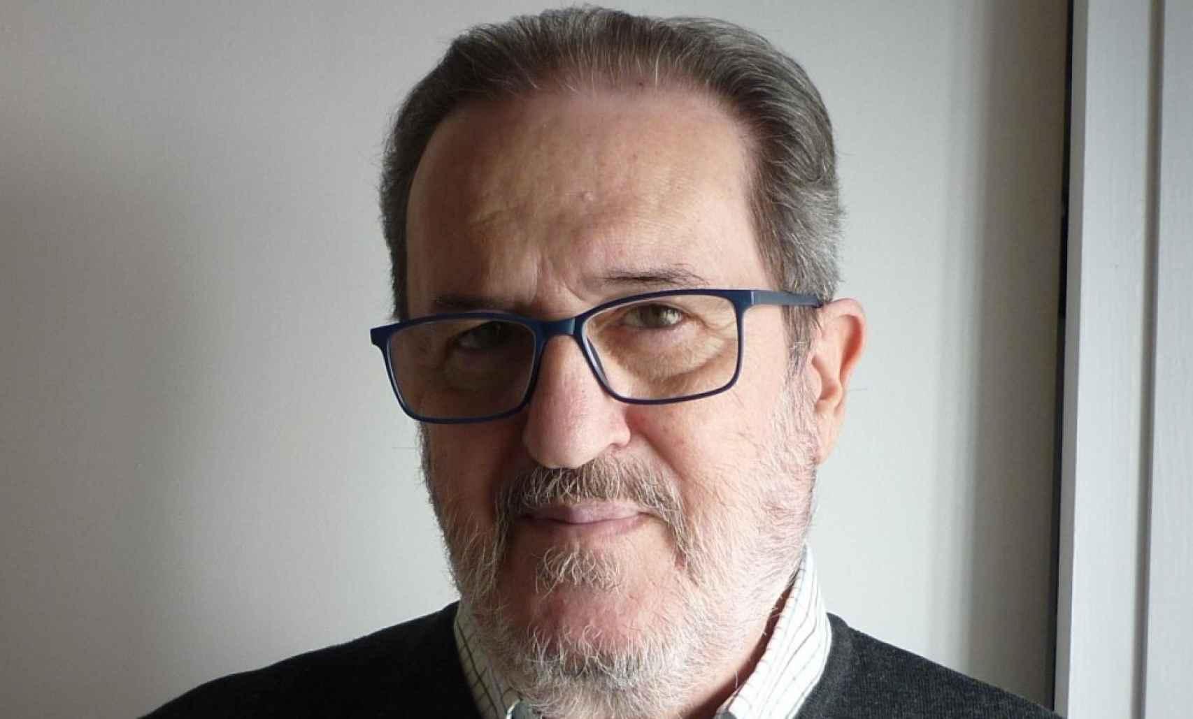 El historiador Francisco Espinosa.