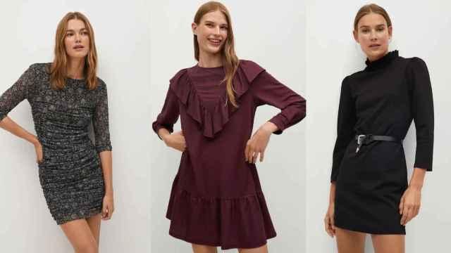 Nueve vestidos de Mango por 20 euros que no puedes dejar escapar