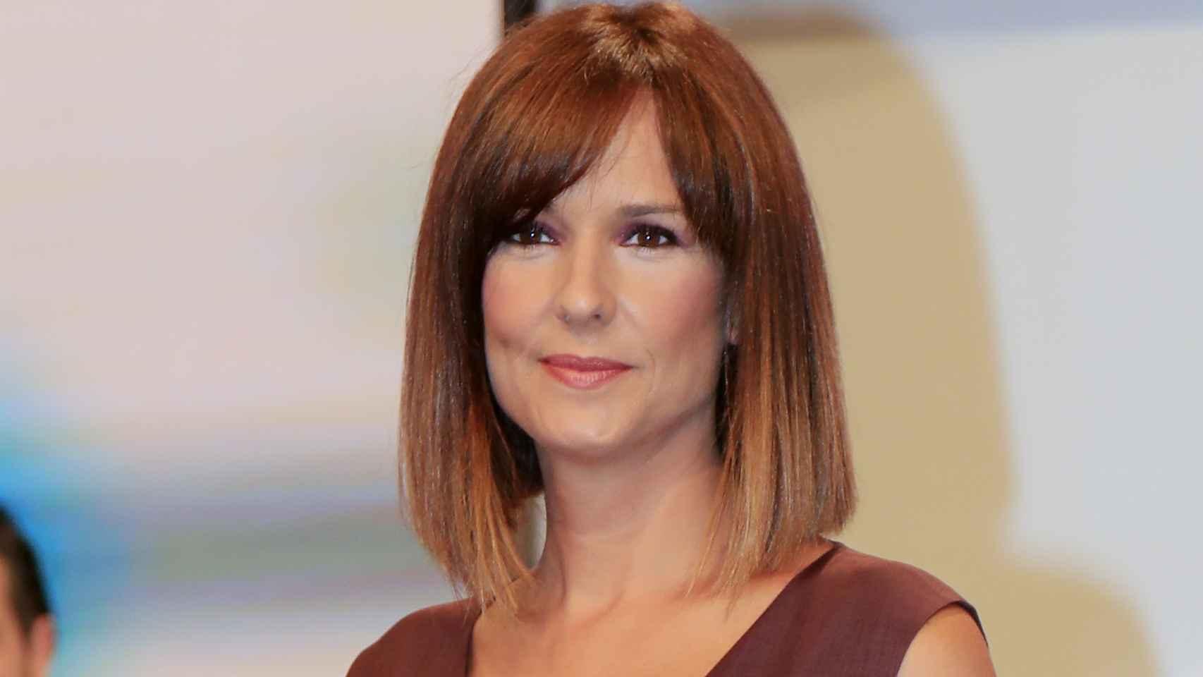 Mónica López en una imagen promocional de 'La hora de La 1'.