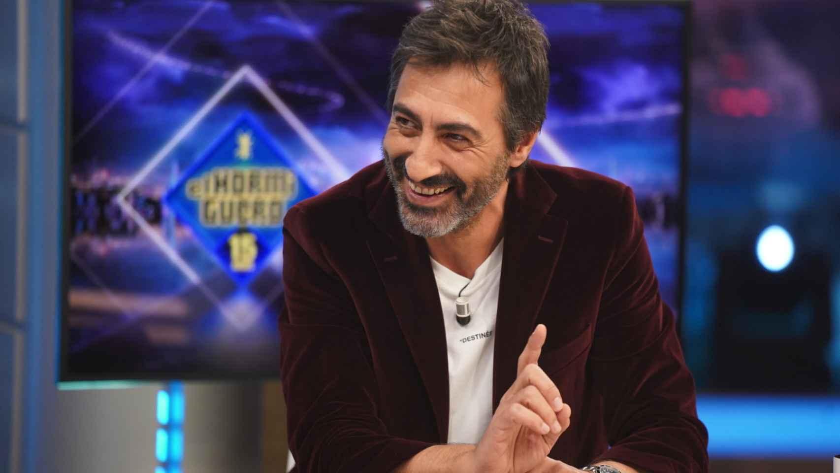 Juan del Val, en 'El Hormiguero'.