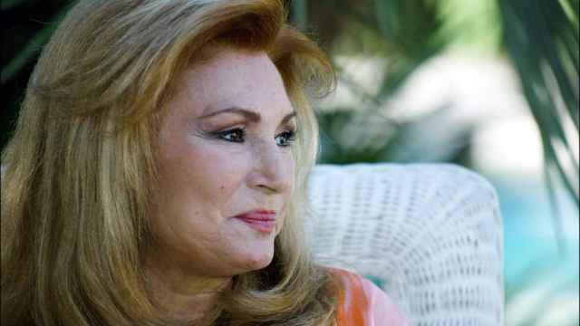 Rocío Jurado en una imagen fechada en septiembre de 2004.