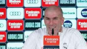 En directo la rueda de prensa de Zidane previa a la semifinal de la Supercopa de España entre Real Madrid y Athletic
