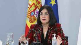 La ministra de Política Territorial, Carolina Darias