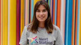 Blanca Montero, cofundadora de Next Station