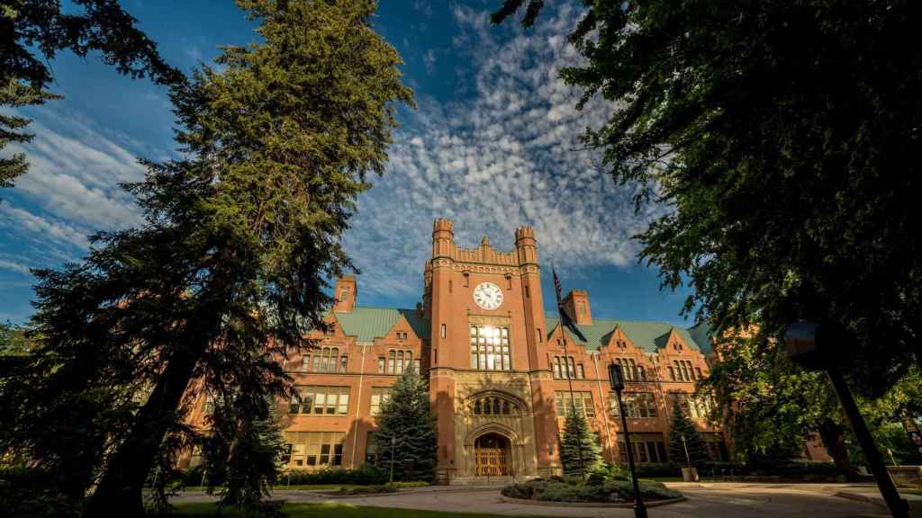 Imagen de la Universidad de Idaho (Estados Unidos)