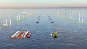 Redexis transportará y suministrará hidrógeno verde desde el mar