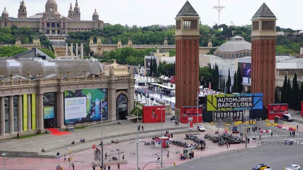 Barcelona es la ciudad con más atascos, según TomTom.