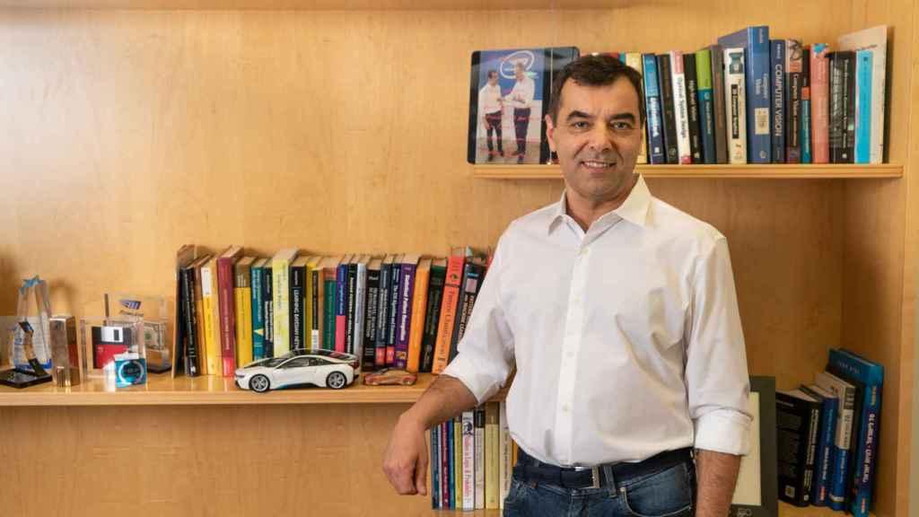 Amnon Shashua, CEO de Mobileye