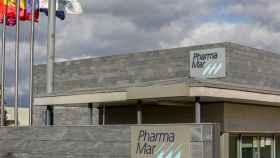 Exteriores de una de las sedes de Pharma Mar.